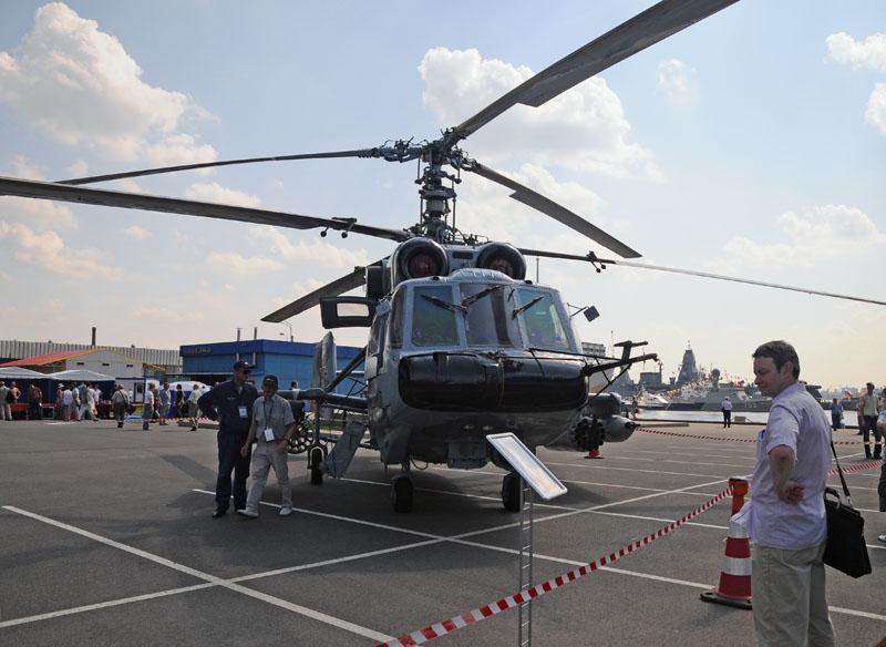МВМС 2011. Ка-29. IMDS 2011. 11