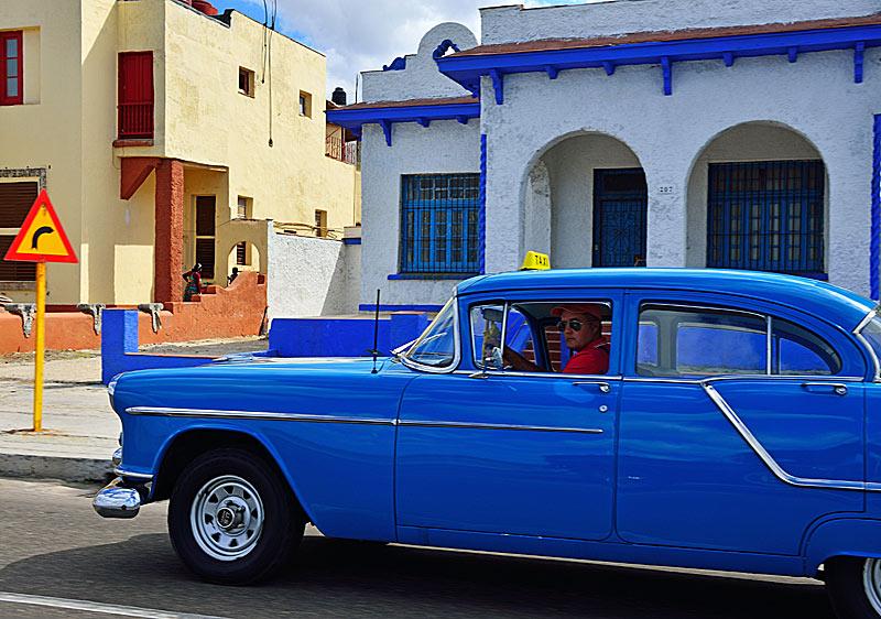 Куба. Ретро автомобили. Cuba. Retro Cars. 107