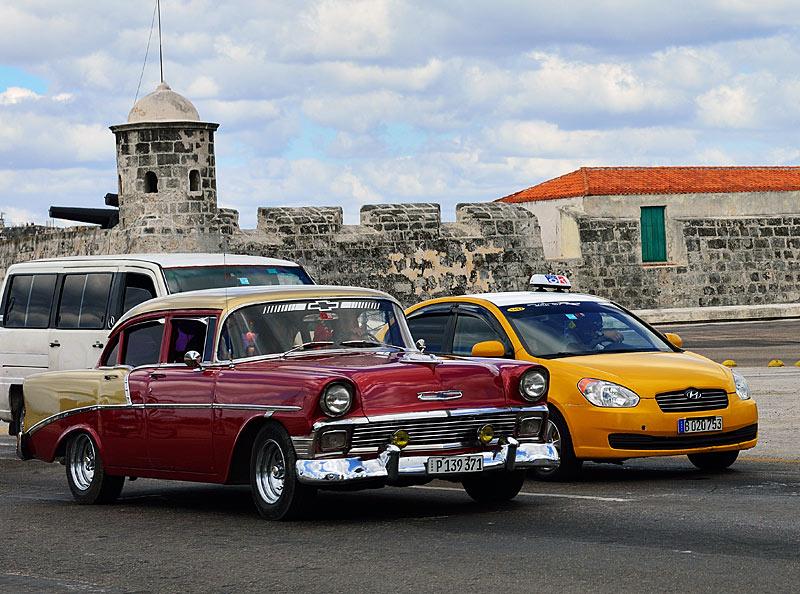 Куба. Ретро автомобили. Cuba. Retro Cars. 110