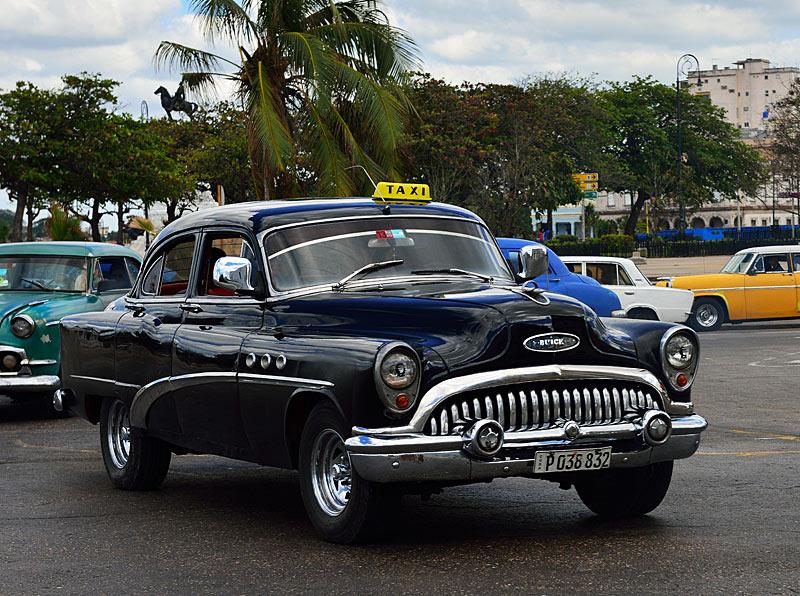 Куба. Ретро автомобили. Cuba. Retro Cars. 109