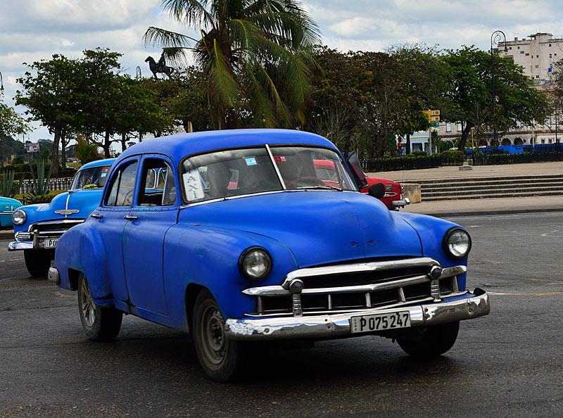 Куба. Ретро автомобили. Cuba. Retro Cars. 115