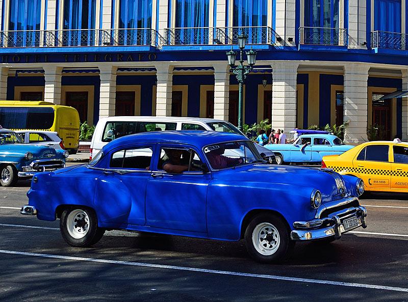Куба. Ретро автомобили. Cuba. Retro Cars. 117