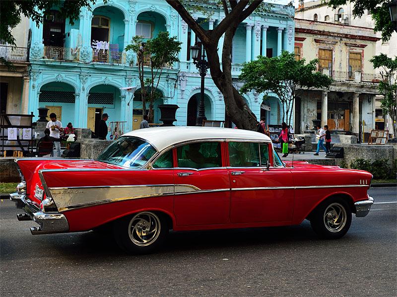 Куба. Ретро автомобили. Cuba. Retro Cars. 121