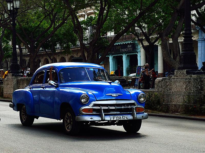 Куба. Ретро автомобили. Cuba. Retro Cars. 122