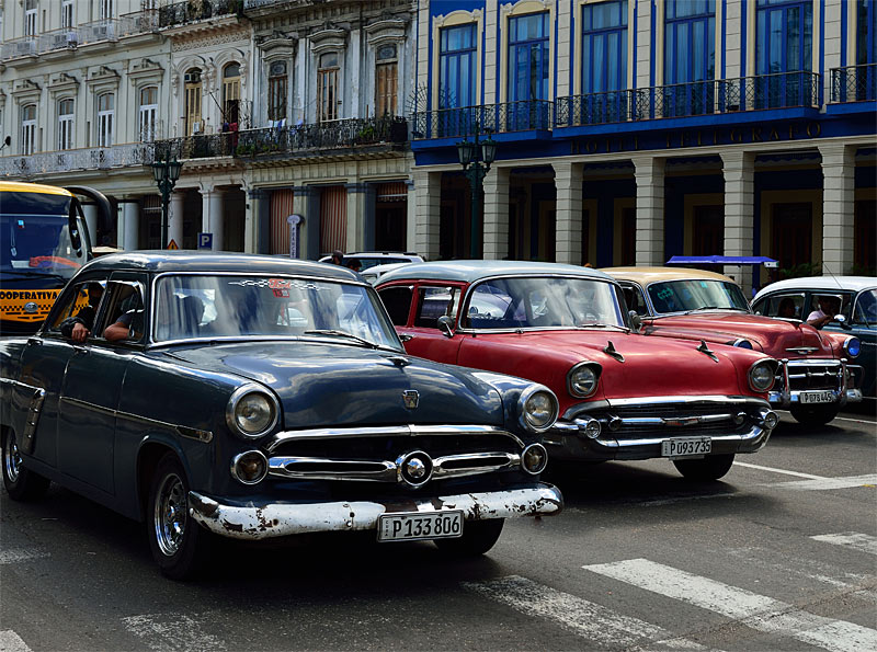 Куба. Ретро автомобили. Cuba. Retro Cars. 118