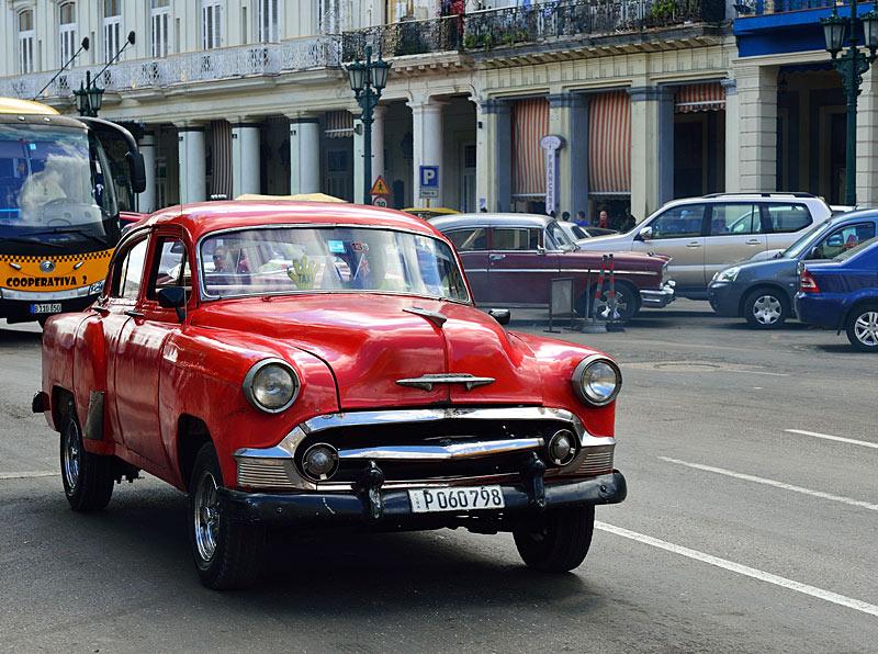 Куба. Ретро автомобили. Cuba. Retro Cars. 120