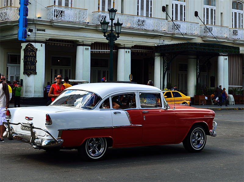 Куба. Ретро автомобили. Cuba. Retro Cars. 123