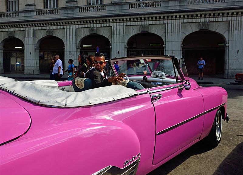 Куба. Ретро автомобили. Cuba. Retro Cars. 57