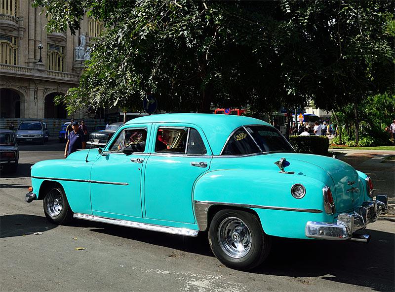 Куба. Ретро автомобили. Cuba. Retro Cars. 64