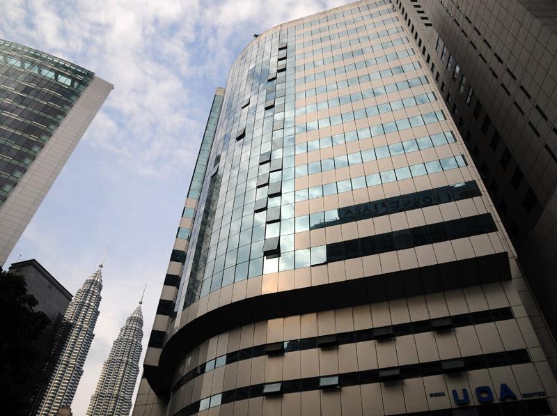 Петронасы. Вид из отеля Crowne Plaza. Petronas. 24