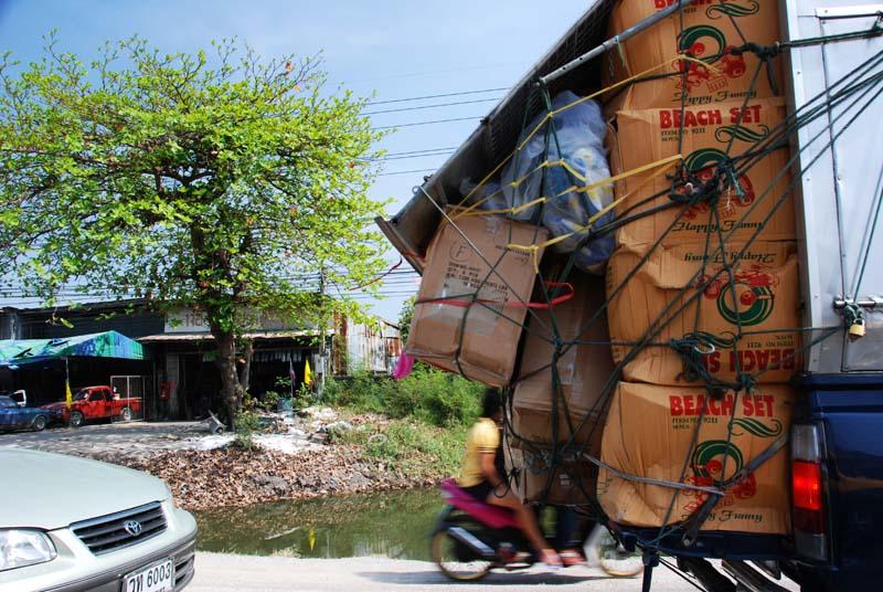 Таиланд. Дороги. Thailand. Road. 2.