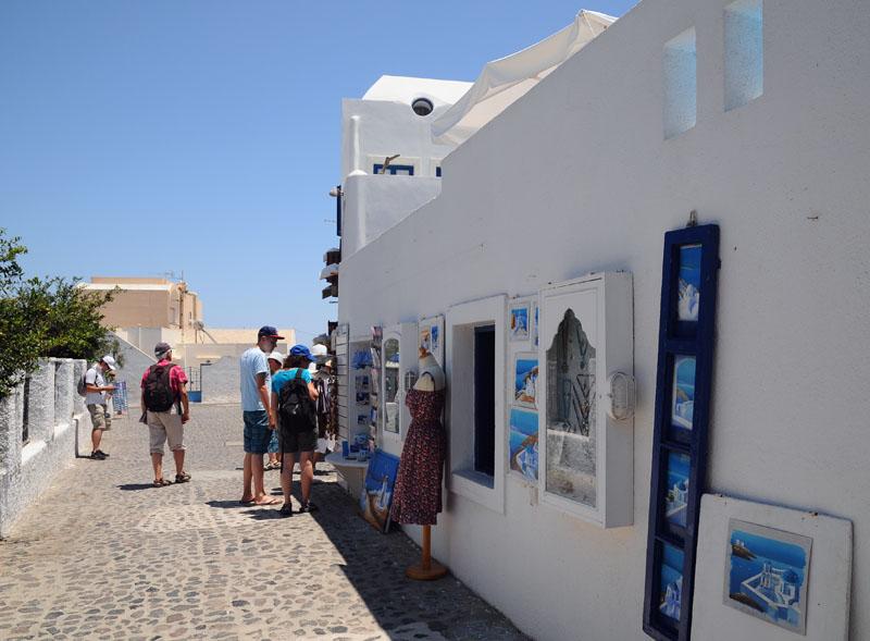 Санторини. Ия. Santorini. Oia. 63