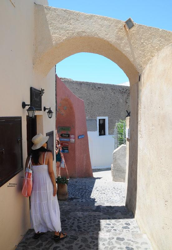Санторини. Ия. Santorini. Oia. 65