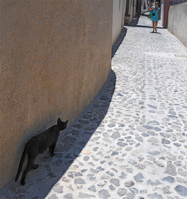 Санторини. Ия. Santorini. Oia. 67