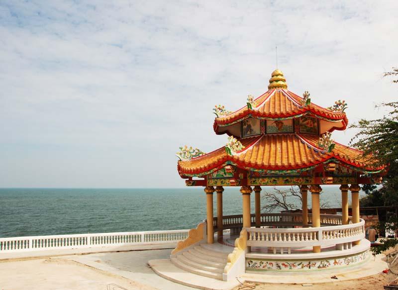 Хуа Хин. Храм. Hua Hin. 21.