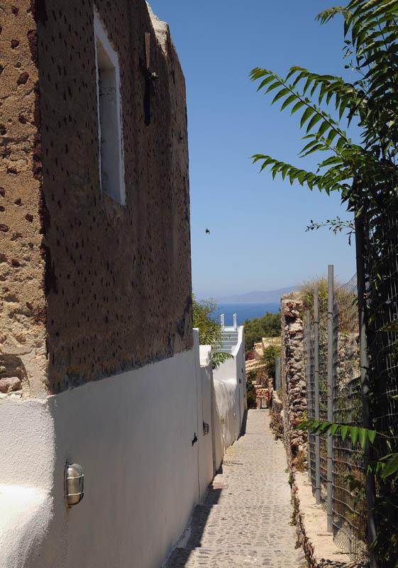 Санторини. Ия. Santorini. Oia. 73