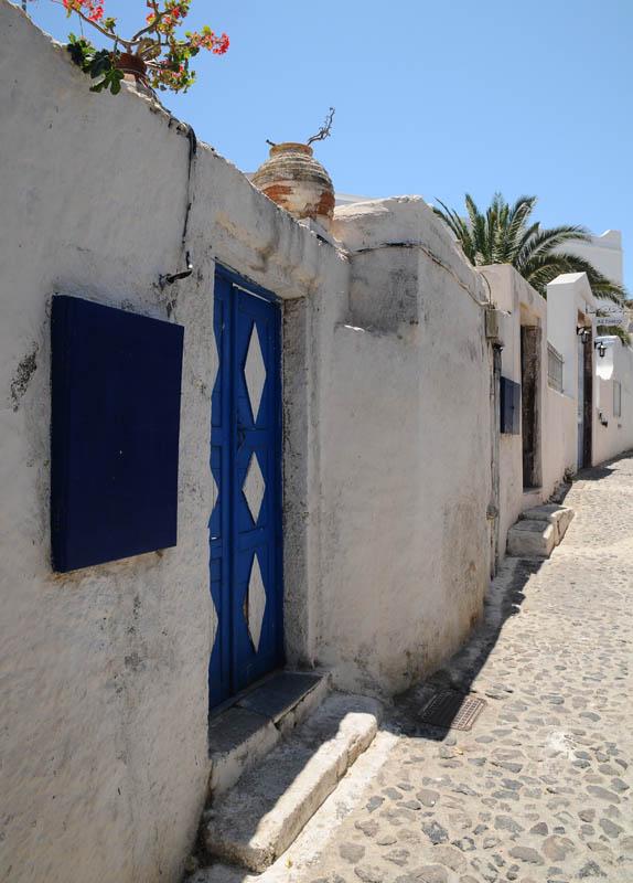 Санторини. Ия. Santorini. Oia. 76