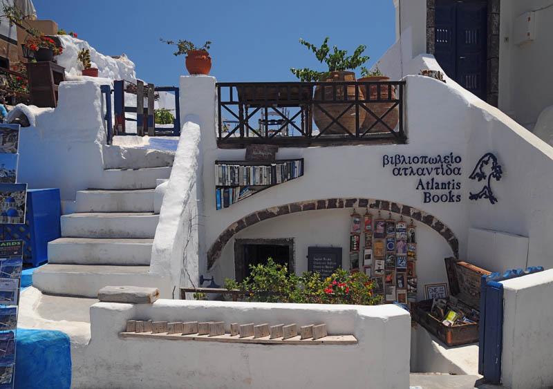 Санторини. Ия. Santorini. Oia. 98