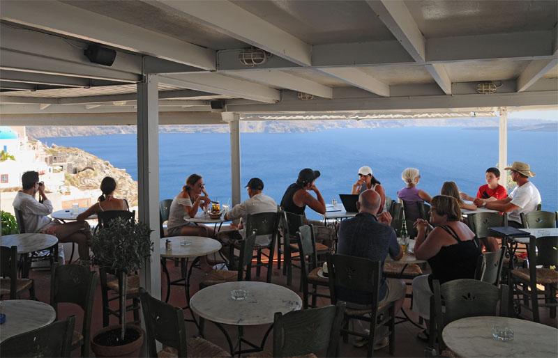 Санторини. Ия. Santorini. Oia. 102