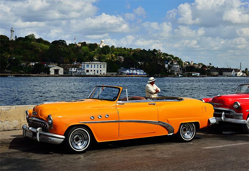 Куба. Ретро автомобили. Cuba. Retro Cars. 49