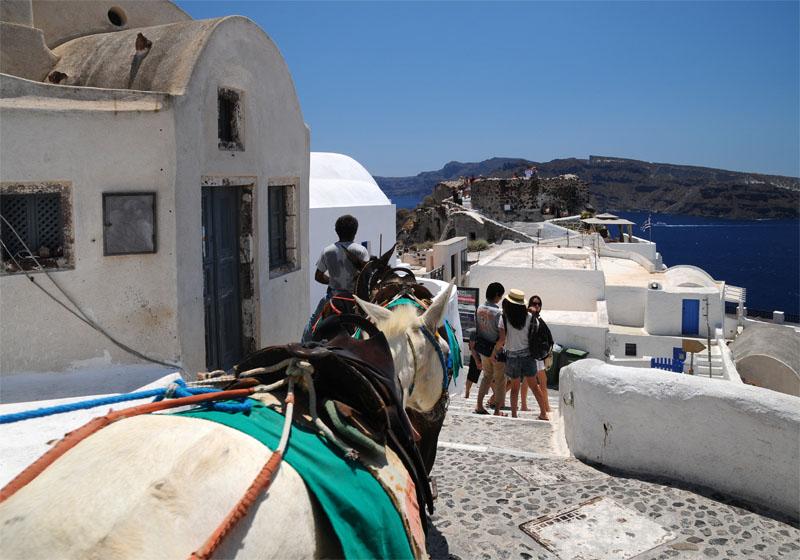 Санторини. Ия. Santorini. Oia. 129