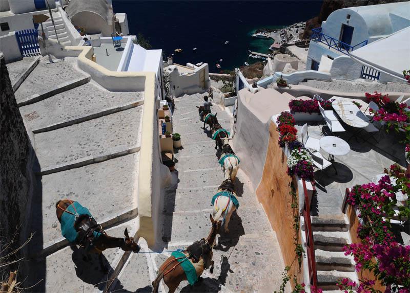 Санторини. Ия. Santorini. Oia. 132