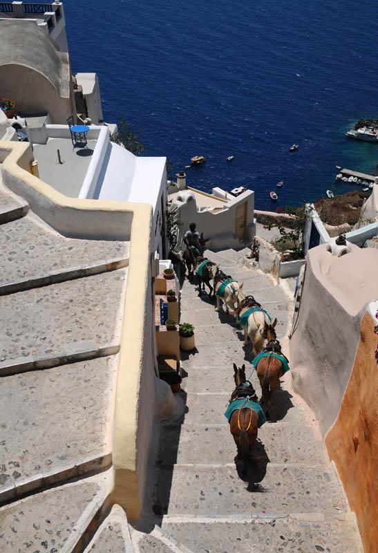 Санторини. Ия. Santorini. Oia. 133