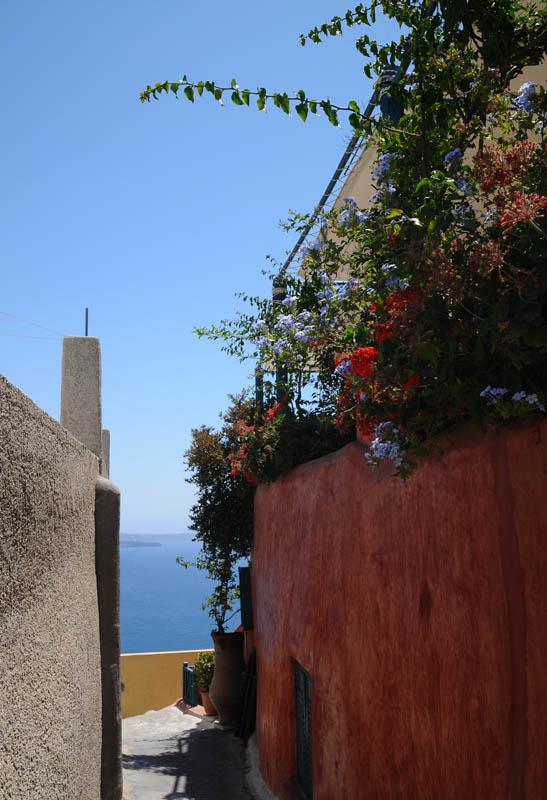 Санторини. Ия. Santorini. Oia. 154