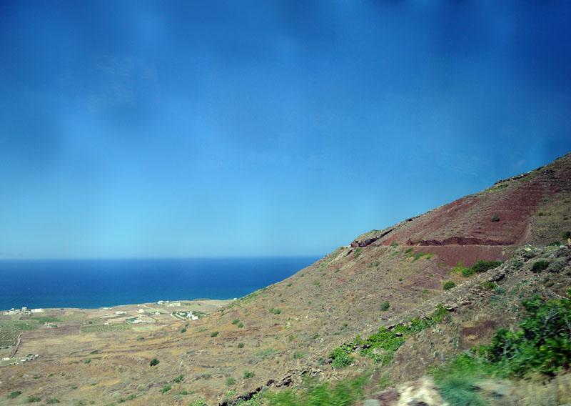 Санторини. Ия - Фира. Santorini. Oia - Fira. 174