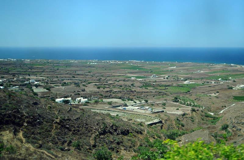 Санторини. Ия - Фира. Santorini. Oia - Fira. 176