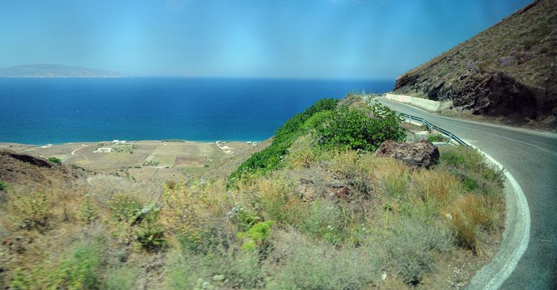 Санторини. Ия - Фира. Santorini. Oia - Fira. 178