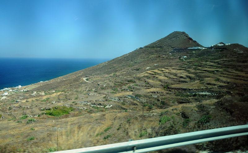 Санторини. Ия - Фира. Santorini. Oia - Fira. 180