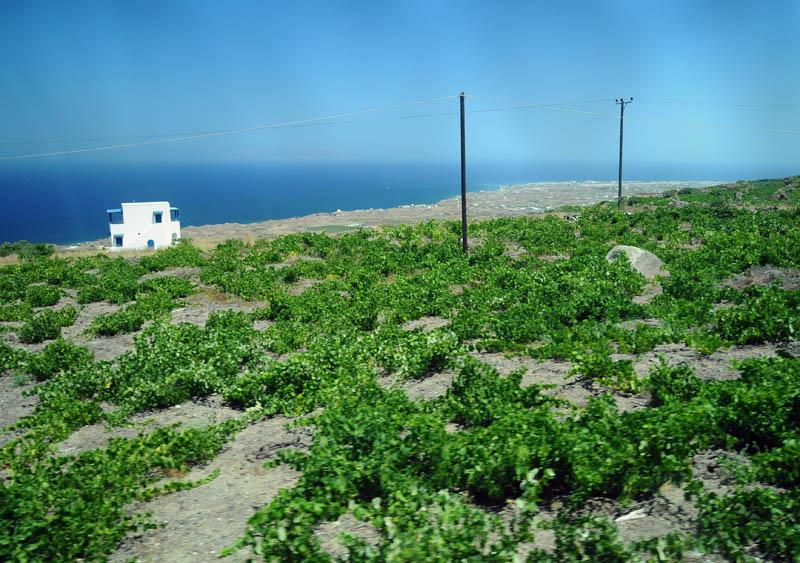 Санторини. Ия - Фира. Santorini. Oia - Fira. 184