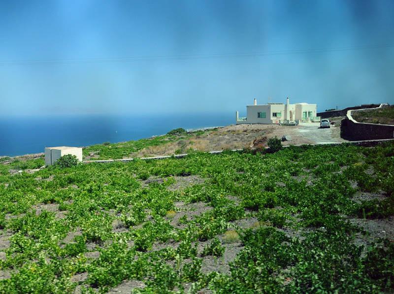 Санторини. Ия - Фира. Santorini. Oia - Fira. 187