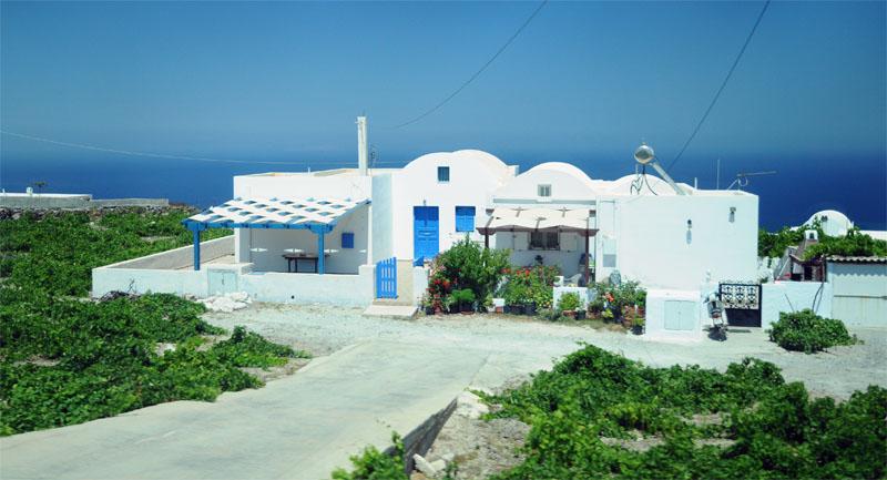 Санторини. Ия - Фира. Santorini. Oia - Fira. 191