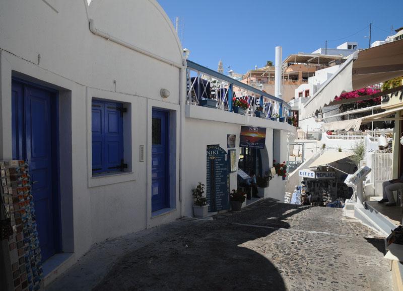 Санторини. Фира. Santorini. Fira. 213