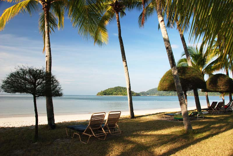 Лангкави. Отель Пеланги Бич. Langkawi. Pelangi Beach Resort. 12