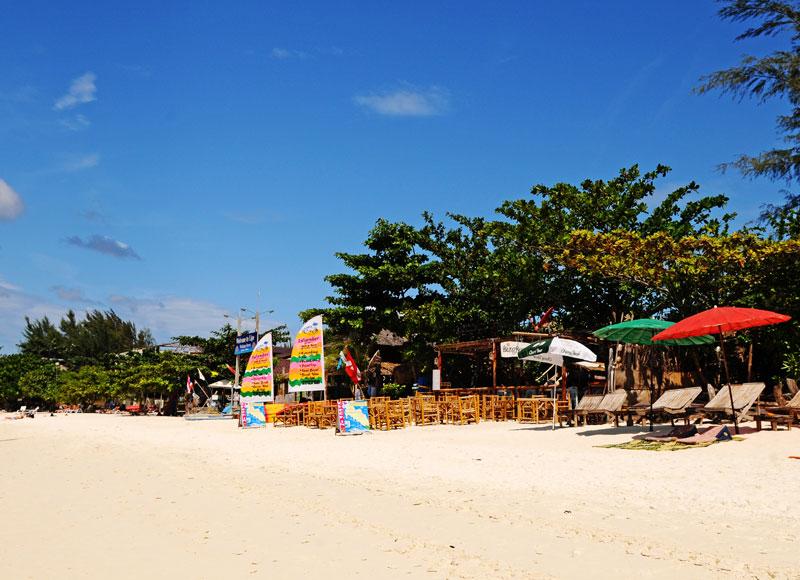 Ко Липе. Пляж Паттайя. 86