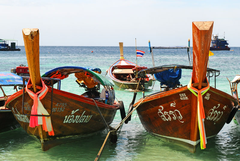 Ко Липе. Пляж Паттайя. 83