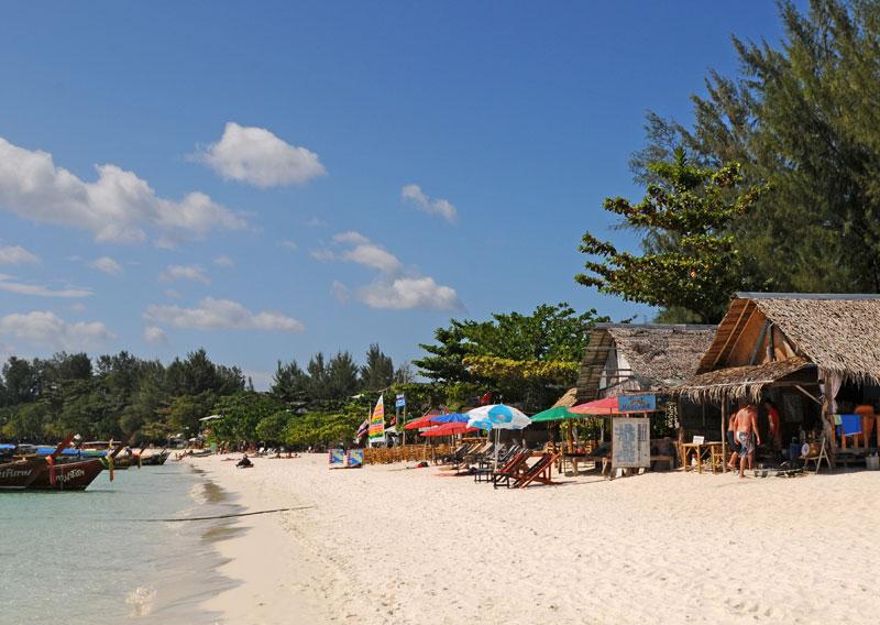 Ко Липе. Пляж Паттайя. 85