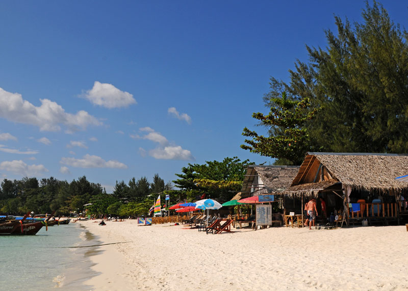Ко Липе. Пляж Паттайя. 25