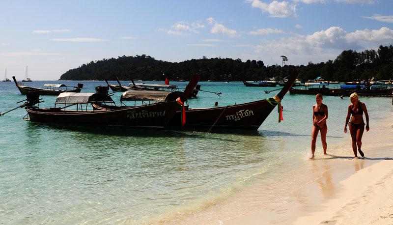 Ко Липе. Пляж Паттайя. 93