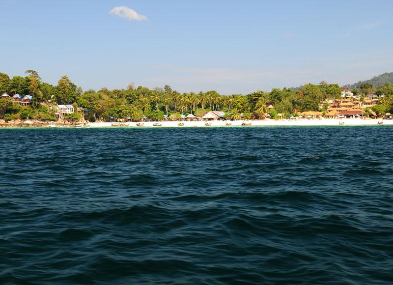 Идём на остров Ко Аданг с Ко Липе. 22