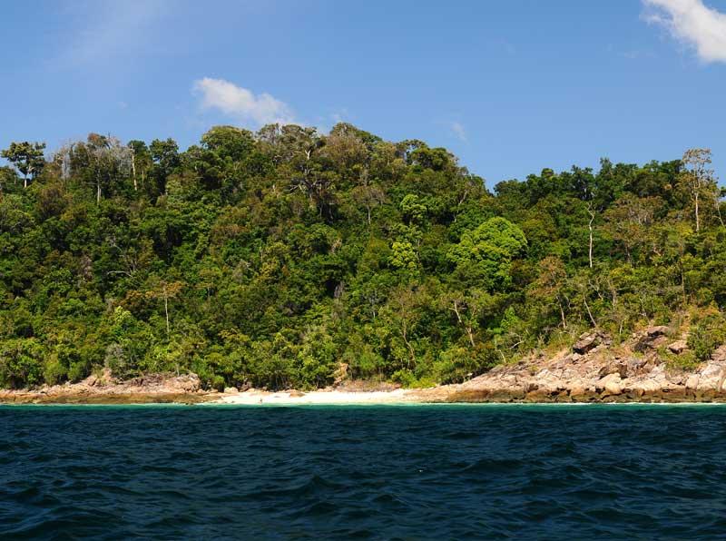 Идём на остров Ко Аданг с Ко Липе. 31