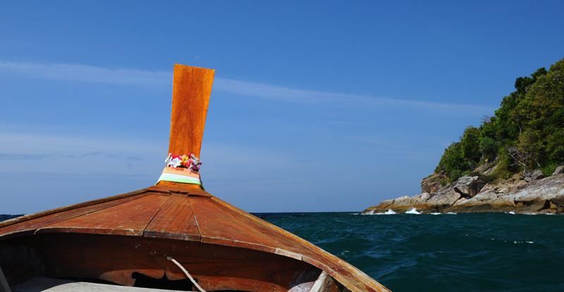 Идём на остров Ко Аданг с Ко Липе. 36