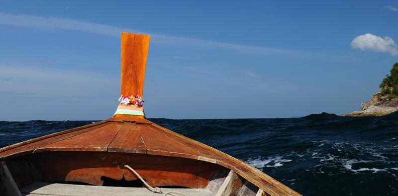 Идём на остров Ко Аданг с Ко Липе. 41