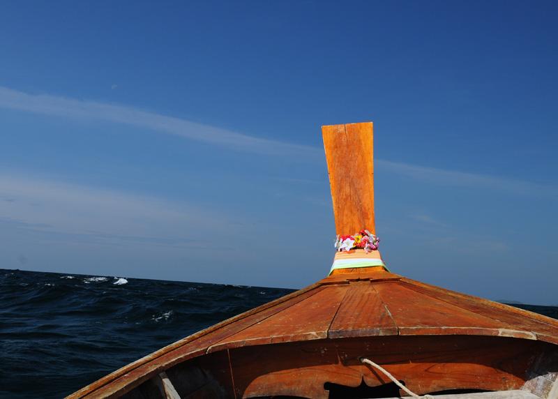 Идём на остров Ко Аданг с Ко Липе. 42