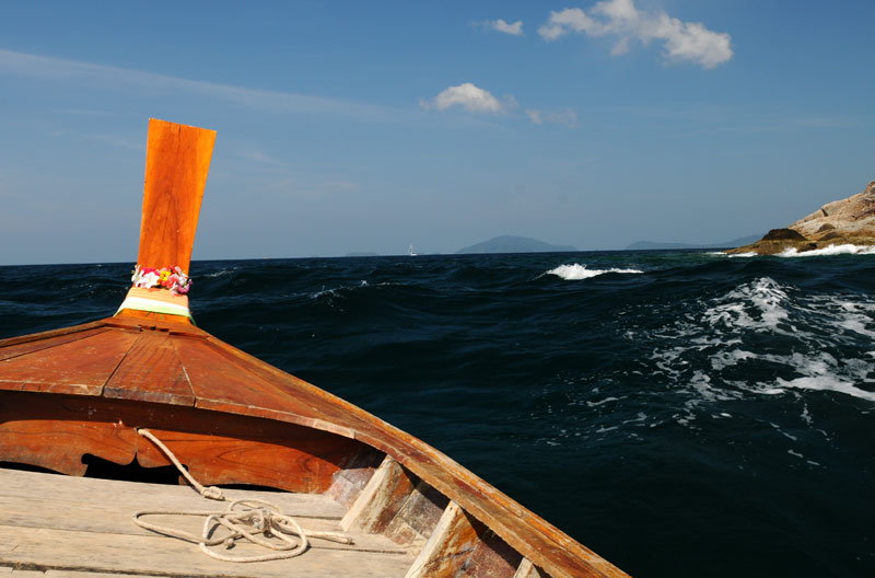 Идём на остров Ко Аданг с Ко Липе. 44