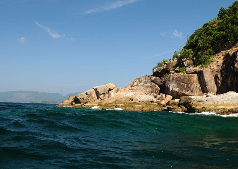 Идём на остров Ко Аданг с Ко Липе. 46