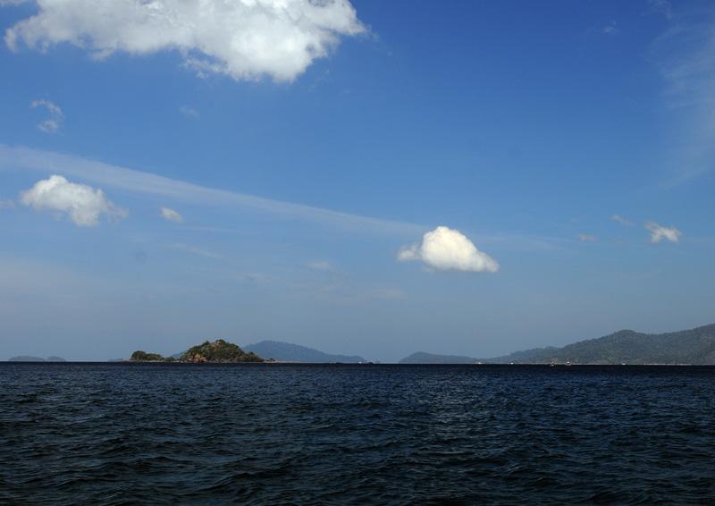 Идём на остров Ко Аданг с Ко Липе. 51
